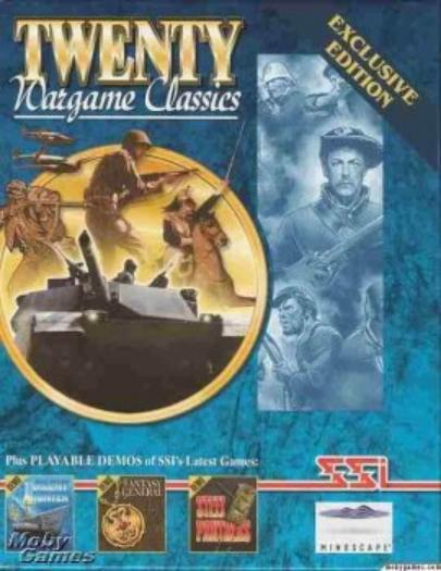 Twenty War Game Classics PC CD Sword of Aragon, Gold of the